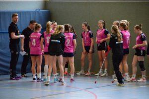 Endlich wieder Teamwork, endlich wieder Stabilität: So gewannen unsere B-Mädels in Schenefeld.